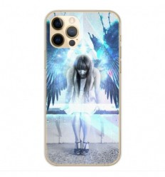 Coque en silicone Apple iPhone 12 Pro - Angel