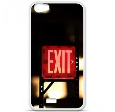Coque en silicone pour Wiko Lenny 2 - Exit