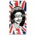 Coque en silicone pour Wiko Lenny 2 - Swag Queen