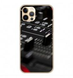 Coque en silicone Apple iPhone 12 Pro - Dj Mixer