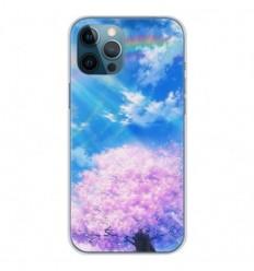 Coque en silicone Apple iPhone 12 Pro Max - Hanami