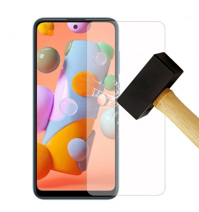 Film verre trempé - Samsung Galaxy A21S protection écran