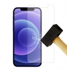 Film verre trempé - Apple iPhone 12 Mini protection écran