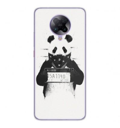 Coque en silicone Oppo Poco F2 Pro - BS Bad Panda