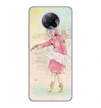 Coque en silicone Oppo Poco F2 Pro - BS Dancing Queen