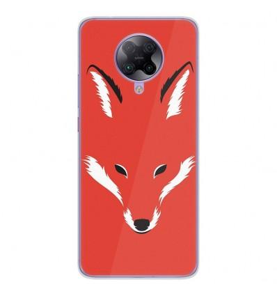 Coque en silicone Oppo Poco F2 Pro - RF Foxy Shape