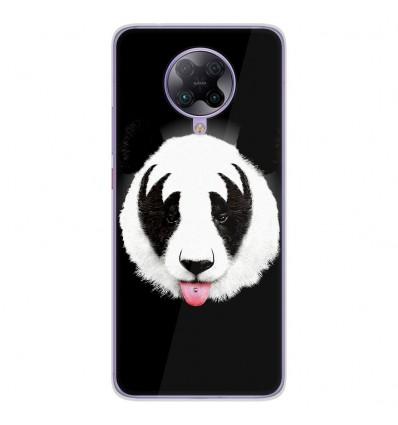 Coque en silicone Oppo Poco F2 Pro - RF Kiss Of Panda