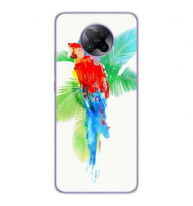 Coque en silicone Oppo Poco F2 Pro - RF Tropical party