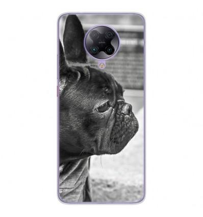 Coque en silicone Oppo Poco F2 Pro - Bulldog