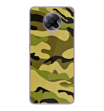 Coque en silicone Oppo Poco F2 Pro - Camouflage