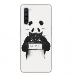 Coque en silicone Oppo Find X2 Lite - BS Bad Panda