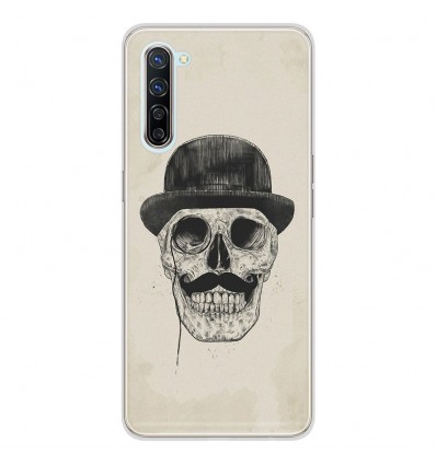 Coque en silicone Oppo Find X2 Lite - BS Class skull