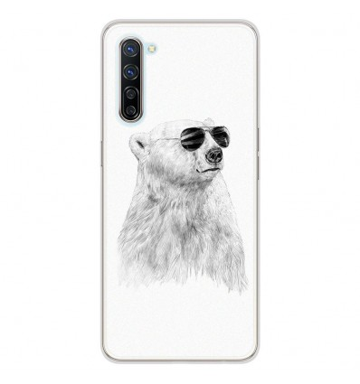 Coque en silicone Oppo Find X2 Lite - BS Sunny bear