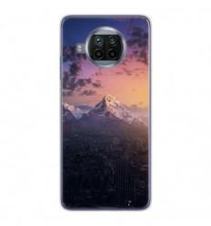 Coque en silicone Xiaomi Mi 10T Lite - Montagnes urbaines
