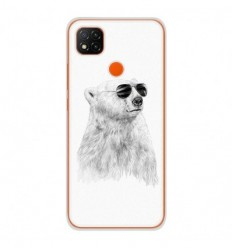 Coque en silicone Xiaomi Redmi 9C - BS Sunny bear