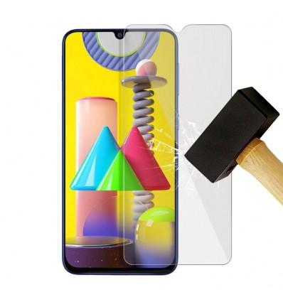 Film verre trempé - Samsung Galaxy M31 protection écran