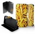 Etui iPhone 5 / 5S Folio Frites