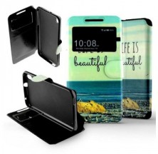 Etui HTC Desire 816 Folio Beautiful