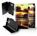 Etui pour Nokia Lumia 730 / 735 Folio Citation Carpe Diem