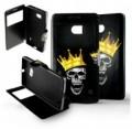 Etui Nokia Lumia 930 Folio Tête de mort Roi