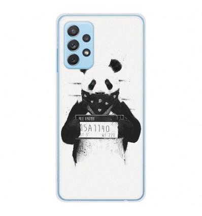 Coque en silicone Samsung Galaxy A32 5G - BS Bad Panda