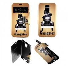 Etui Samsung Galaxy S5 Folio Gangster