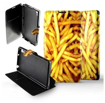 Etui pour Sony Xperia Z2 Folio Frites