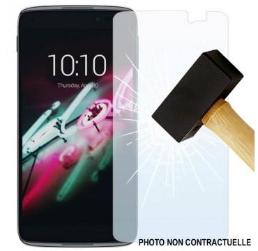 Film verre trempé pour Alcatel One Touch Idol 3 4.7'' protection écran