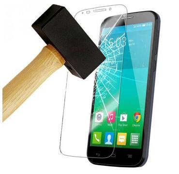 Film verre trempé - Alcatel One Touch Idol 3 5.5'' protection écran