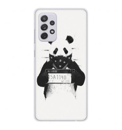 Coque en silicone Samsung Galaxy A52 - BS Bad Panda
