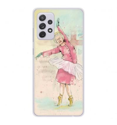 Coque en silicone Samsung Galaxy A52 - BS Dancing Queen
