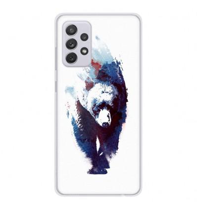 Coque en silicone Samsung Galaxy A52 - RF Death Run
