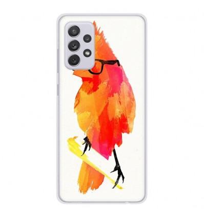 Coque en silicone Samsung Galaxy A52 - RF Punk Birdy