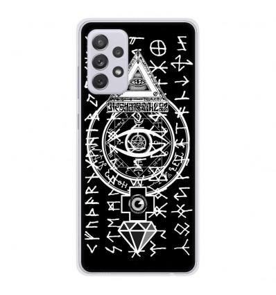 Coque en silicone Samsung Galaxy A52 - Esoteric