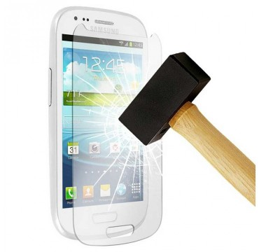 Film verre trempé - Samsung Galaxy S3 Mini protection écran