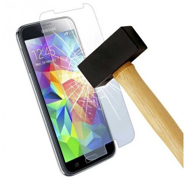 Film verre trempé pour Samsung Galaxy S5 protection écran