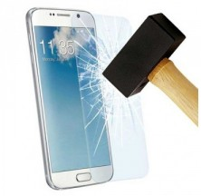 Film verre trempé - Samsung Galaxy S6 protection écran