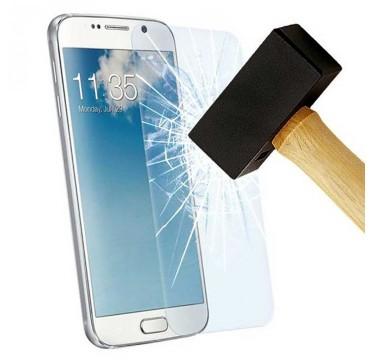 Film verre trempé pour Samsung Galaxy S6 protection écran