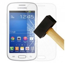 Film verre trempé - Samsung Galaxy Trend Lite protection écran