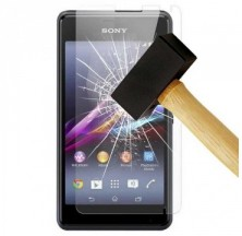 Film verre trempé - Sony Xperia E4G protection écran