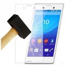 Film verre trempé - Sony Xperia M4 / M4 Aqua protection écran