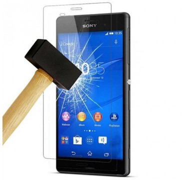 Film verre trempé pour Sony Xperia Z3 protection écran