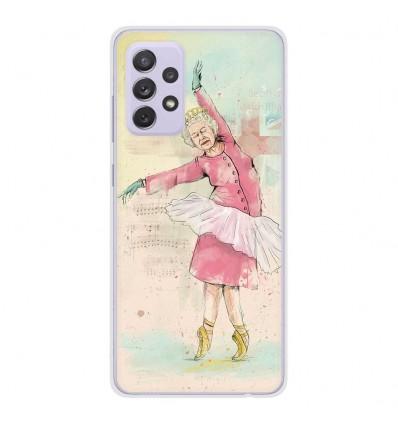 Coque en silicone Samsung Galaxy A72 - BS Dancing Queen