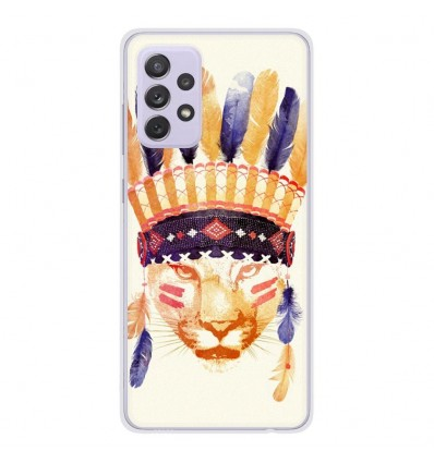 Coque en silicone Samsung Galaxy A72 - RF Big Chief