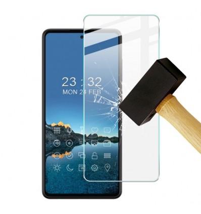 Film verre trempé - Samsung Galaxy A52 protection écran