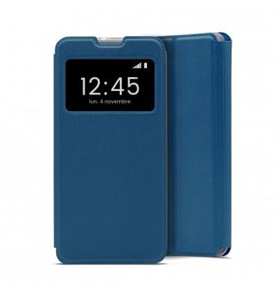 Etui Folio Apple iPhone 12 - Bleu