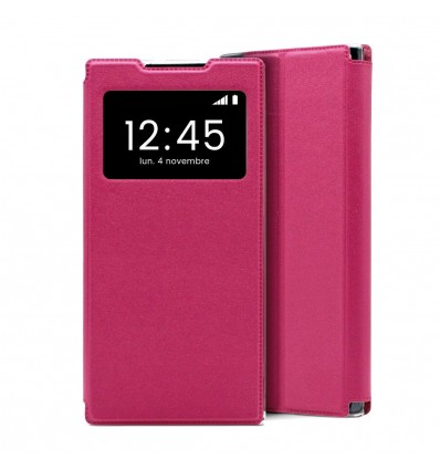 Etui Folio Samsung Galaxy Note 10 Lite - Rose