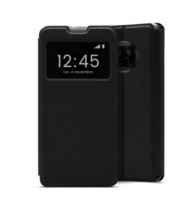 Etui Folio Xiaomi Mi 10T Lite - Noir