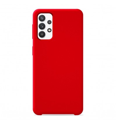 Coque Samsung Galaxy A32 5G Silicone Soft Touch - Rouge