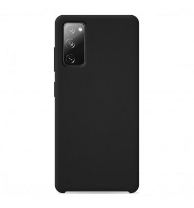 Coque Samsung Galaxy S20 FE Silicone Soft Touch - Noir